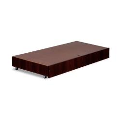 Klupś Pojemnik na pościel do łóżeczka 120x60 ORZECH
