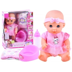Słodka lalka Bobas ZA2932