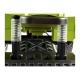 QUAD na akumulator led światła koła POMPOWANE  amortyzatory BDM0906