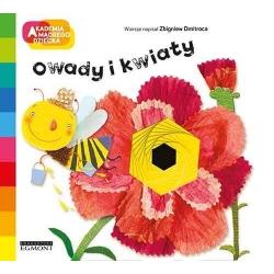 Akademia mądrego dziecka Owady i kwiaty