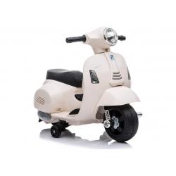 Motocykl skuter na Akumulator Vespa GTS 300 Mini Biały