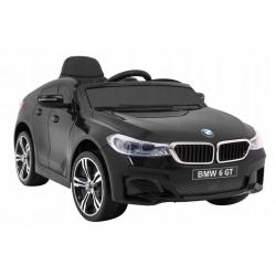 Samochód na akumulator BMW 6 GT Czarny
