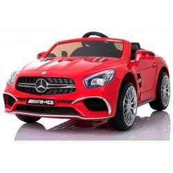 Samochód na Akumulator Mercedes SL65 MP3 Czerwony