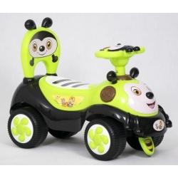 Jeździk pojazd dla dzieci PSZCZOŁA zielony