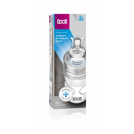 LOVI 21/561 Butelka Medical+ 330ml
