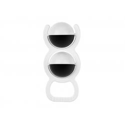 TULLO 152 Grzechotka czarno-biała