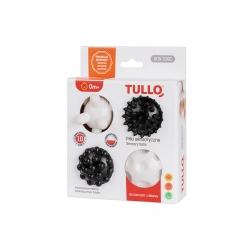 TULLO 461 Piłki sensoryczne czarno-białe 4szt