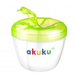 AKUKU A0361 Pojemnik na mleko zielony
