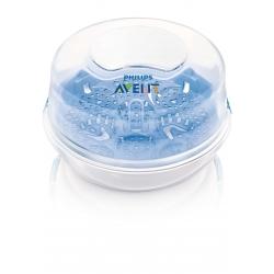 AVENT SCF281/02 Mikrofalowy sterylizator parowy