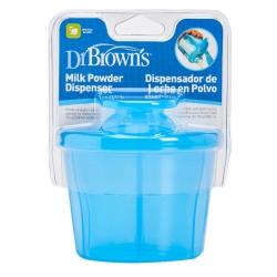 Dr.Browns AC039 Pojemnik na mleko w proszku niebieski