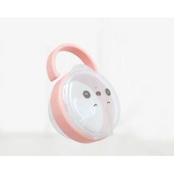 BABY 001019 Pojemnik na smoczek Różowy