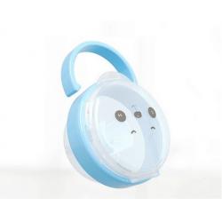 BABY 001018 Pojemnik na smoczek Niebieski