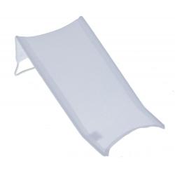 TEGA DM-020-106 Leżaczek do kąpieli 100% bawełna szary