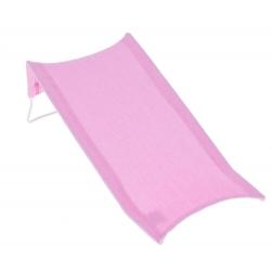 TEGA DM-020-136 Leżaczek do kąpieli 100% bawełna j.różowy