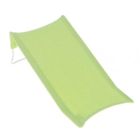 TEGA DM-020-138 Leżaczek do kąpieli 100% bawełna j.zielony