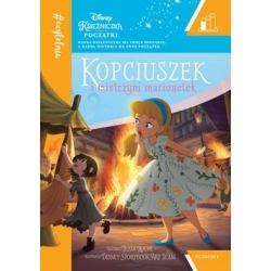 Książka Kopciuszek i mistrzyni marionetek
