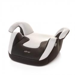 4 BABY fotelik/podstawka DINO XXI 15-36 LIGHT GREY