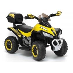 Quad na Akumulator Żółty