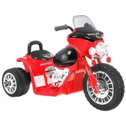 Motorek Skuter Chopper Czerwony