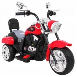 Motorek Chopper NightBikeCzerwony